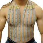 ECG / BSPM Electrode Strips